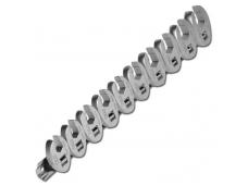"""Šoninių raktų rinkinys 3/8"""", 10-19mm, 10vnt."""