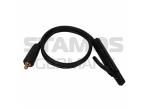 MMA suvirinimo kabelis su elektrodo laikikliu 3,5m