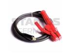 MMA suvirinimo kabelis su elektrodo laikikliu 4,0m
