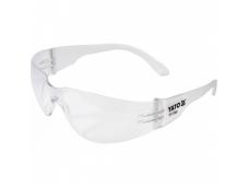Apsauginiai akiniai, bespalviai