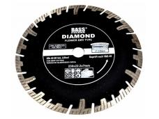 Deimantinis diskas 230mm betonui