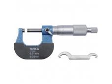 Mikrometras 0-25mm
