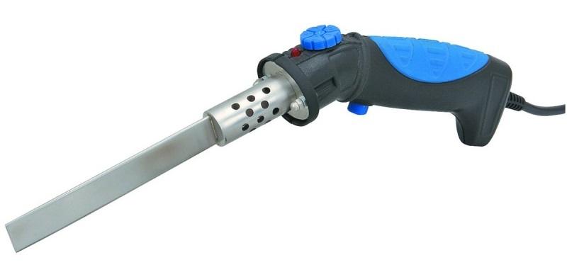 Elektrinis karštas peilis plastikui, putoms, vaškui 130W