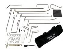 Įrankių rinkinys kėbulo įlenkimų šalinimui be dažymo, 30 vnt.