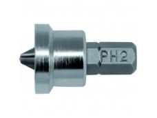 "Antgalis 1/4""x25 mm, ribotuvas PH2, 20 vnt."