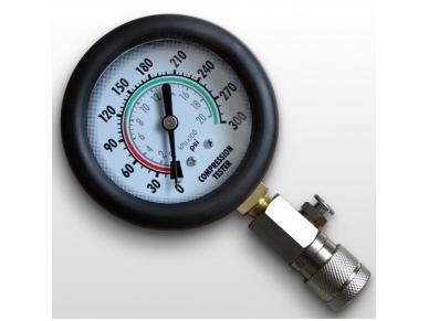 Kompresiometras benz. varikliams su antgaliais 2
