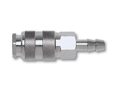 Greita jungtis žarnai 6mm (lizdas)