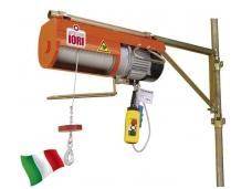 Pastolių telferis 150kg, 38m/min, 100m