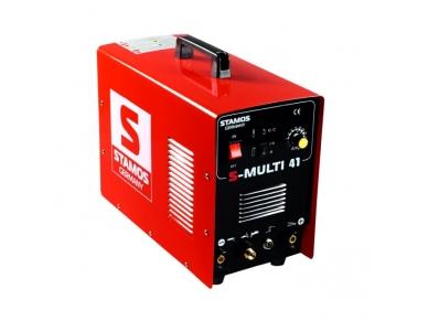 Kombinuotas suvirinimo aparatas S-MULTI 41, 160A, 230V, 1-4 mm