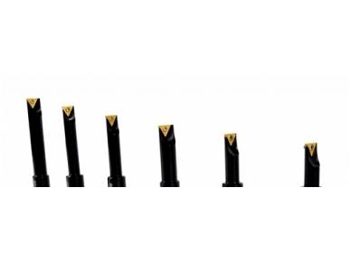 Tekinimo peiliai 16 mm, rinkinys 6 vnt. 2