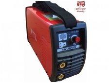 Suvirinimo aparatas MMA, ARC 200 PFC, 200A, 230V, 2,5-5 mm, PFC