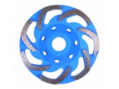 Deimantinė šlifavimo lėkštė, 150mm