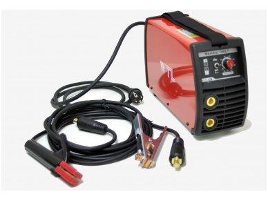 MMA Eletrodinis suvirinimo aparatas WTL Maxi Arc 160LT, 160A, 230V, 1-5 mm