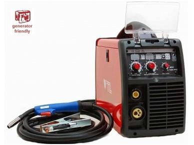 Suvirinimo pusautomatis WTL MIG 180 PFC, 180A, 230V, PFC