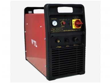 WTL Magic Cut 100 Pramoninis plazminio pjovimo aparatas, 100A, 400V, 50mm
