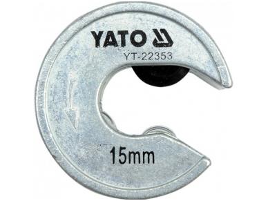 Vamzdelių pjoviklis kompaktiškas, 15mm