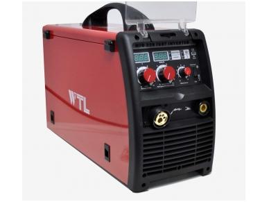 WTL MIG 250, Suvirinimo pusautomatis, 250A, 400V