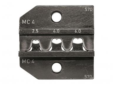 Matricos PEW 12, vamzdiniams ir štampuotiems antgaliams 5