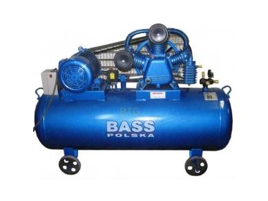 Tepalinis kompresorius 300L 12BAR 7,5KW 400V