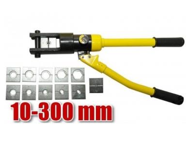 Rankinis hidraulinis laidų presas 10-300 mm