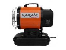 Dyzelinis šildytuvas TK-SF1 17 kW, infraraud. spindulių