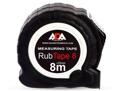 Matavimo ruletė ADA RubTape 8