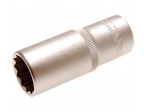 "Galvutė ilga 1/2"", 22 mm 12-kampė"