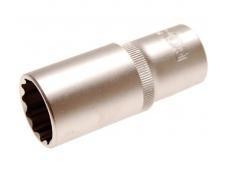 "Galvutė ilga 1/2"", 24 mm 12-kampė"