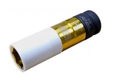"""Galvutė ilga smūginė plonasienė 1/2"""", ribota iki 115 Nm, 19 mm"""