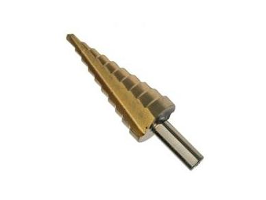 Pakopinis grąžtas skylės (pa)platinimui 4-22 mm