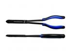 Replės ilgos šoninės, dvigubu šarnyru 350 mm