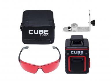 ADA Cube 2-360 Lazerinis nivelyras 12