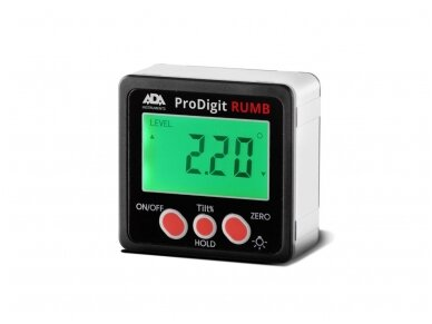 Ada Instruments PRO Digit RUMB elektroninis gulsčiukas