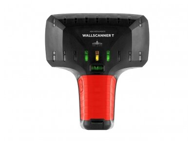 ADA Wall Scanner T metalo, elektros laidų ir medienos detektorius