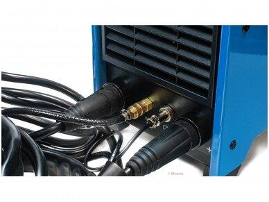 AKCIJA! Sherman DIGITIG Pulse AC/DC 200GD Suvirinimo aparatas su volframo elektrodų galąstuvu 6