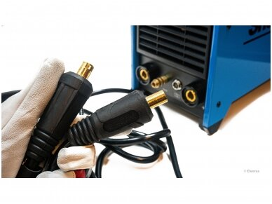 AKCIJA! Sherman DIGITIG Pulse AC/DC 200GD Suvirinimo aparatas su volframo elektrodų galąstuvu 5
