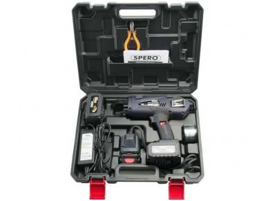 Feramo tools Akumuliatorinis armatūros rišimo įrankis 11