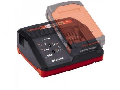 Einhell Power X-Change 18V Akumuliatorių įkroviklis