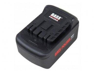 Bass akumuliatorius 24V 4,0Ah