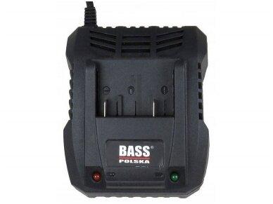 Bass Polska akumuliatorių įkroviklis 24V Li-Ion 1,8A