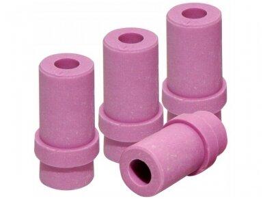 BASS POLSKA keramikiniai smėliasrovės antgaliai 4,5,6,7mm komplektas