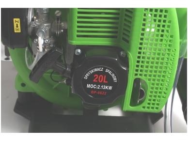 Benzininis sodo purkštuvas 2,8AG 20L 4
