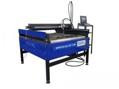 CNC stalas SPARTUS® Easy 1000