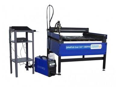 SPARTUS® Easy 1000THC CNC stalas