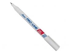 Dažų markeris Pro-Line Micro, baltas, 0,79mm
