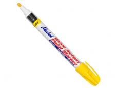 Dažų markeris Valve Action, geltonas, 3mm, sausiems paviršiams