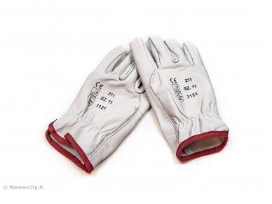Рабочие перчатки, размер 11