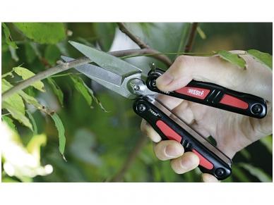 Daugiafunkcinis įrankis Multitool su didelėmis žirklėmis 6