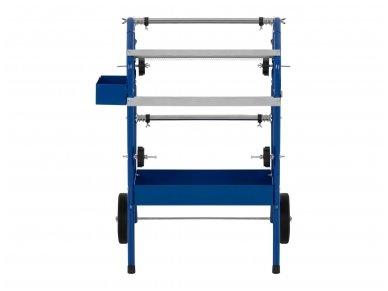 Dažų stendas – vežimėlis MSW-MT1 2