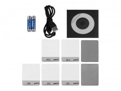 Steinberg dažų storio matuoklis - 1400μm - mini USB 5